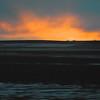 Amazing sunrise at 14,500 ft