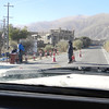 Leaving Tibet, we pass through many police checks. They want our passports, travel permits, car papers, guide licences. Up to 6 per day.