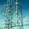"""""""Big Brother""""  IS WATCHING YOU. Surveillance cameras seen on most towers in China"""