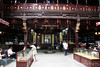 China-3111<br /> Museum of Traditional  Chinese Medicine in Hangzou, China. Hu Xueyan was the founder of the Hu Qing Yu Tang Chinese Pharmacy which started in 1874. Today is still a working Pharmacy of Traditional Chinese Medicine.