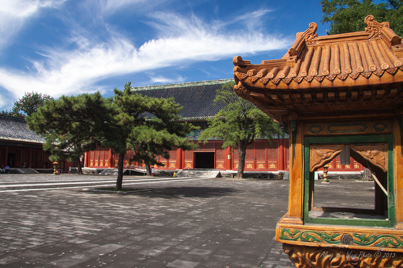 China-1005<br /> Ancient Architectural Museum-Collects and displays the development of the ancient architecture in China.