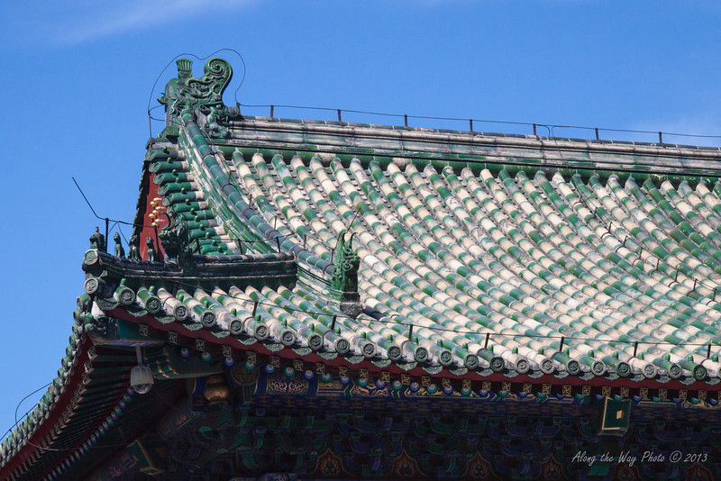 China-1033<br /> Ancient Architectural Museum-Collects and displays the development of the ancient architecture in China.