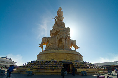 Emei Shan - Golden Summit