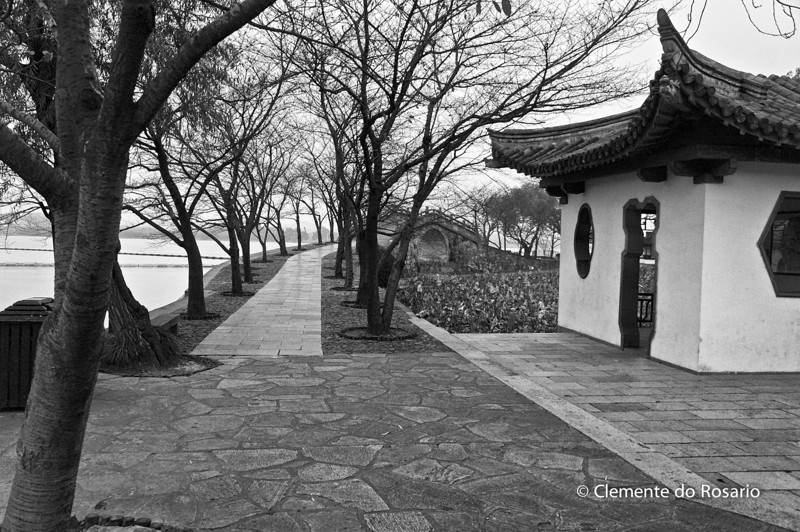 Turtle Head Peninsular Park, Wuxi, China