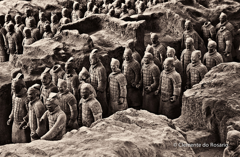 Terra Cotta Warriors Museum, Xian