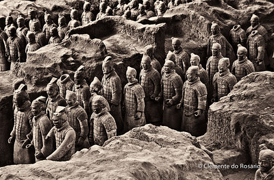 Terra Cotta Warriors Museum, Xian