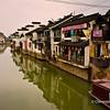 Canal in Suzhou, China