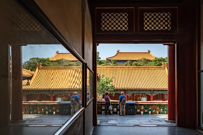Forbidden City, Beijing.