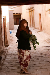 Coming Back From the Market, Kashigar