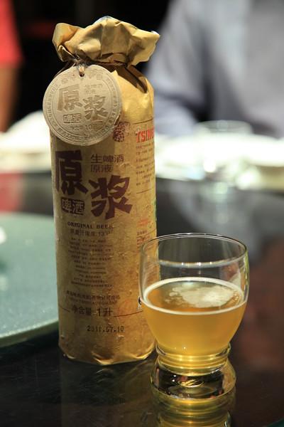Original Qingdao beer - Chengdu