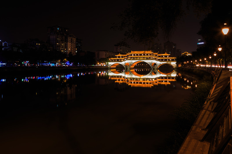 The Verandah Bridge, Chengdu