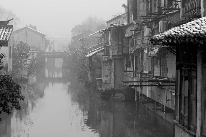 The Chinese Version of Venice