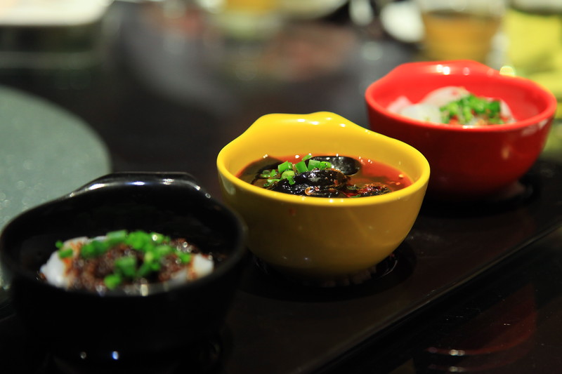 spicy Chengdu noodle - Chengdu