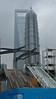 Shanghai skyscrapers.