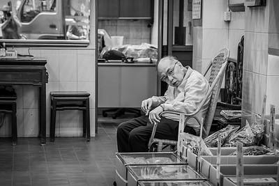 hong kong shop owner