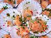 China - Beijing - food - Yu Zhenfang restaurant - scallops