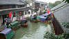Zhouzhuang, a water town about an hour from Shanghai.