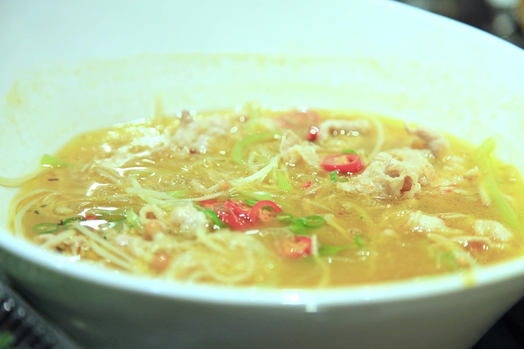 Spicy vermicelli noodle with Chicken - Chengdu