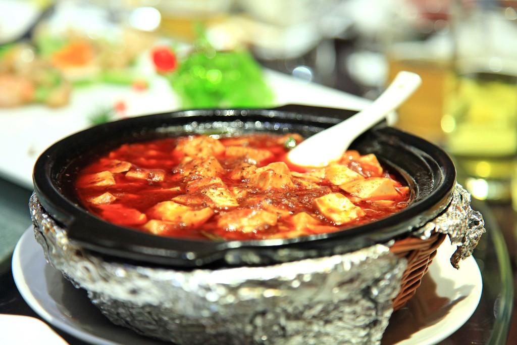 Spicy Ma Po tofu - Chengdu