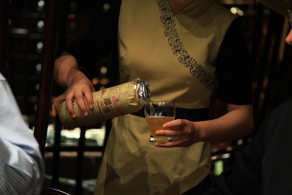 Qingdao beer - Chengdu