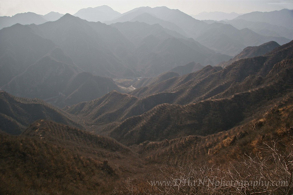 View from Great Wall