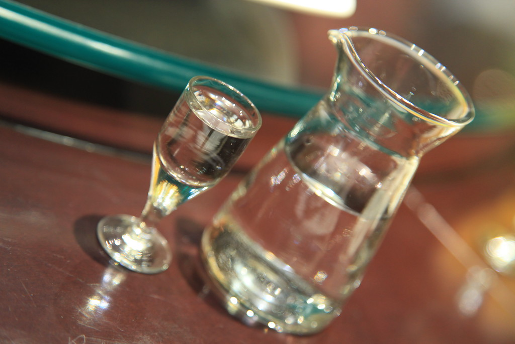 "Hard liquor made in Chengdu. ""Rocket fuel"""