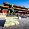 Temple in the Forbidden City