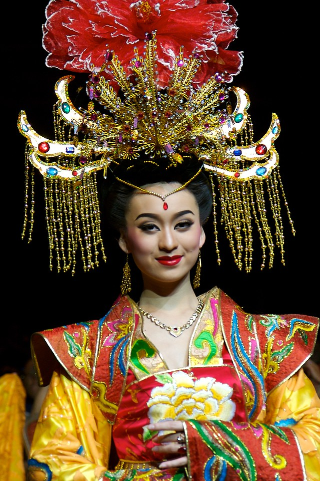 Peking Opera, Beijing, China<br /> Copyright 2007, Tom Farmer
