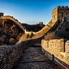 Jingshanling section of Great Wall of China