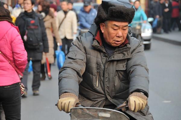 Shangha streets