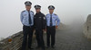 Guards at the Great Wall