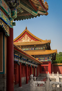 Forbidden City Walkway