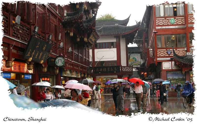 Starbucks in Chinatown