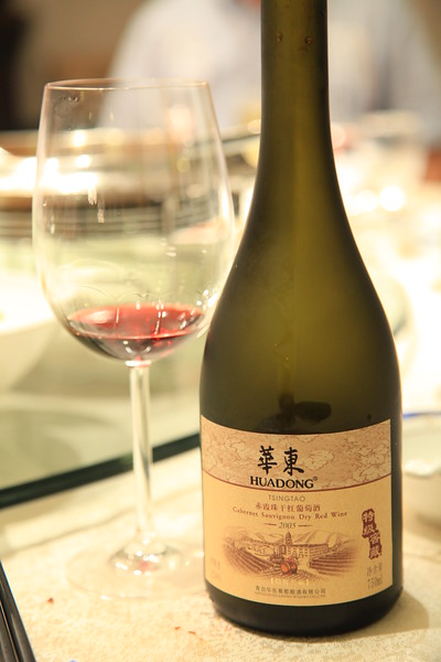 carbonate sauvignon made in Qingdao