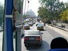 Beijing. Lots of traffic in and around the city.
