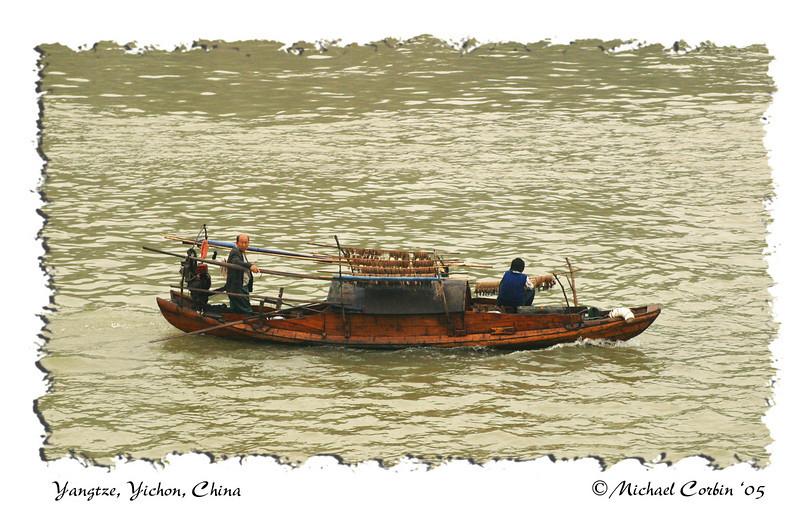 Yangtse Fishermen