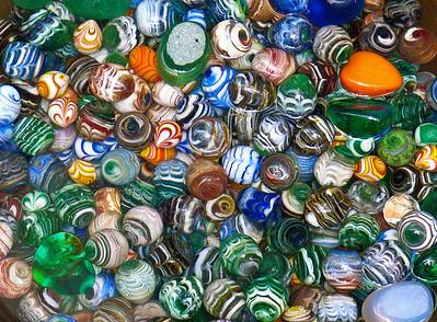 Loosing your marbles in Hong Kong