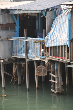 Hong Kong - Tai O Fishing Village