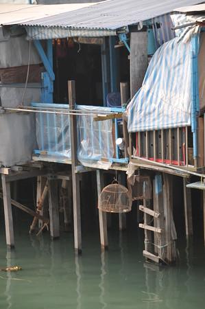 Hong Kong - Tai O Fishing Village