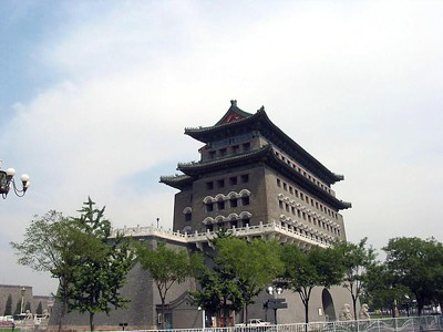 First Ming gate, Tianamen square
