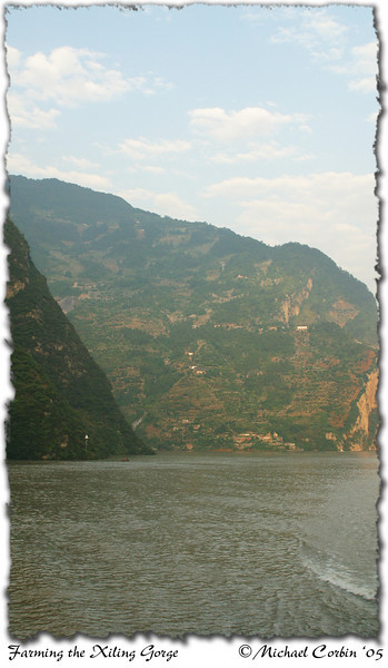 Farming the Xiling Gorge