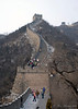Great wall of China at Juyongguan Pass