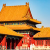 Temples in the forbidden City
