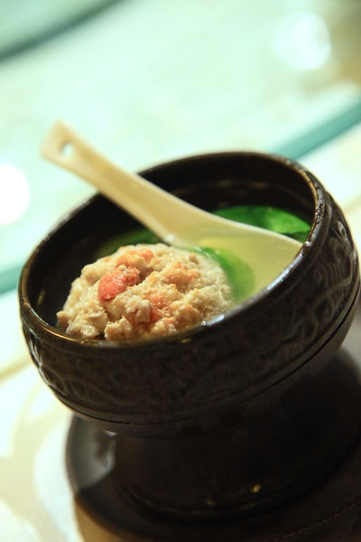 meat ball soup - Qingdao