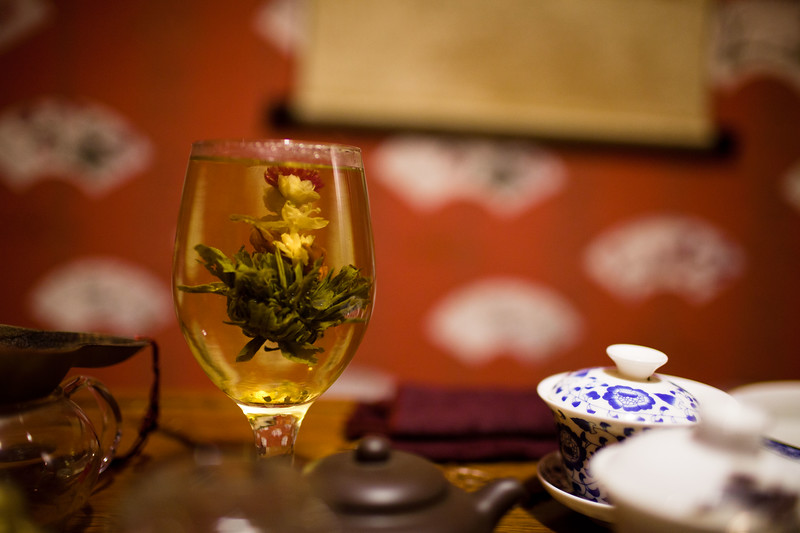 A traditional Chinese tea.