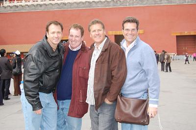 Steve, Kevin, Greg and Tony