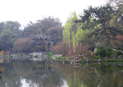 Lake in Hangzhou 2