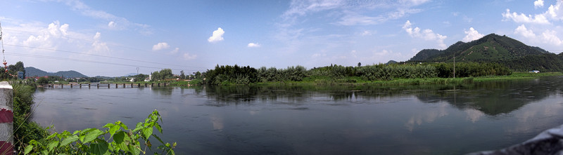 The River in Anji