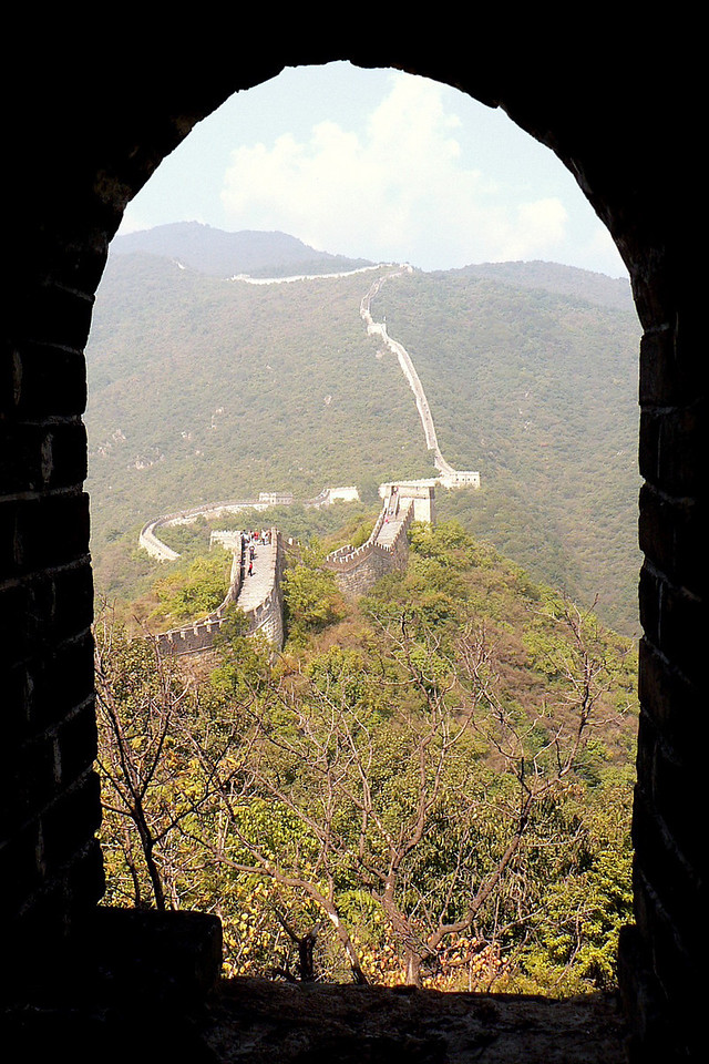 Since the Great Wall was discontinuous, From the Qin Dynasty onwards, Xiongnu, an ancient tribe that lived in North China, frequently harassed the northern border of the country.