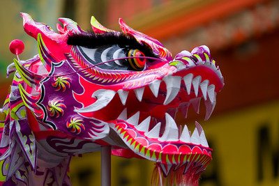 """Year of the Dragon"",San Francisco"